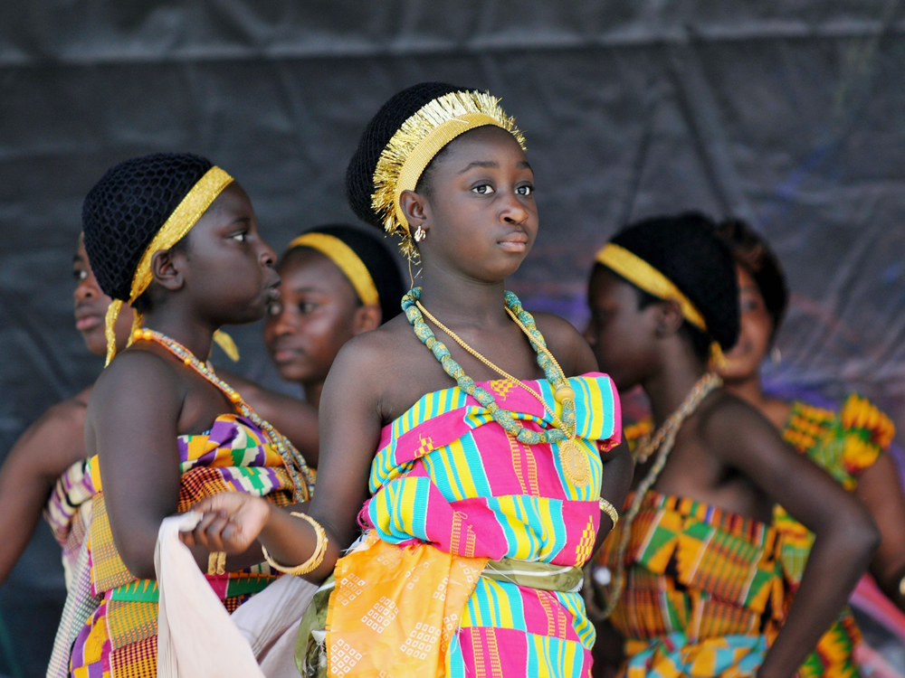 Sight & Sound of Ghana